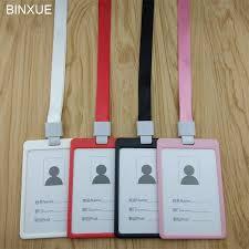 <b>BINXUE</b> Tuba Employee ID <b>card Cover card</b>,ID Holder identification ...