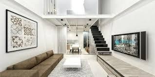 loft furniture toronto. Modern Loft Apartment With Built In Storage Under Staircase Furniture Toronto Full Size
