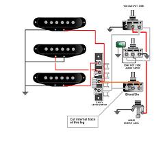 guitar wiring, tips, tricks, schematics Strat Wiring Diagram Bridge Tone Blender Strat Wiring Diagram
