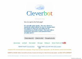 Cleverbot How Do I Get To The Front Page | WeKnowMemes via Relatably.com