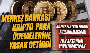 Ödemelerde Kripto Paraların Kullanılması Yasaklandı - Nevşehir Haber