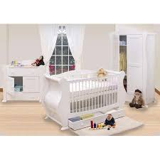 nursery white furniture. Adorable Nursery Furniture In White Accents For Unisex Babies : Stunning Modern F