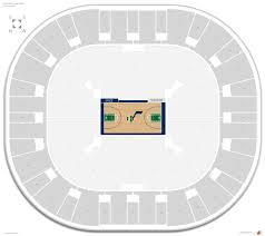 Utah Jazz Seating Guide Vivint Smart Home Arena