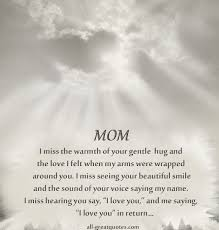 In Loving Memory Mom Cards Mom Pinterest Mom Miss You Mom And Stunning Missing Love Memories Images