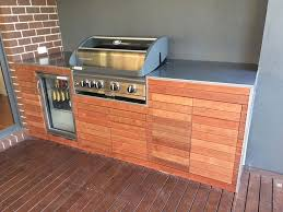 built in bbq. Landscaping Outdoor Area - Built In BBQ Bbq Line Creation