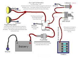 need simple wiring diagram for rops lights here is another schematic