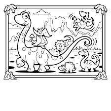 Small Picture Top Dinosaur Coloring Book 1 4321