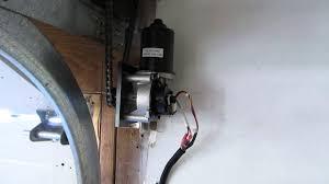 watch side mount garage door openers 2018 chamberlain garage door opener