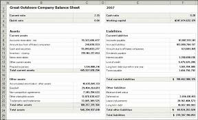 simple balance sheet example simple balance sheet coles thecolossus co