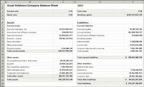basic balance sheet simple balance sheet coles thecolossus co