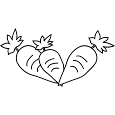 Small Picture Top 15 Free Printable Carrots Coloring Pages Online
