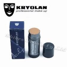 kryolan tv paint stick 25 g make up concealer stick make up foundation stick contour concealer foundation