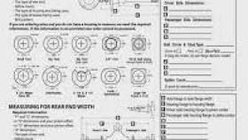 Ford F150 Driveshaft Length Chart Best Picture Of Chart