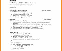 Simple Resume Example Resume Template Easy Http Www