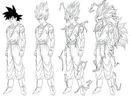 Free Coloring Pages Dragon Ball Z Coloring Pages Free Coloring Pages