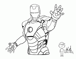 Top 20 iron man coloring pages: Free Printable Iron Man Coloring Pages Kid Printable Coloring Home
