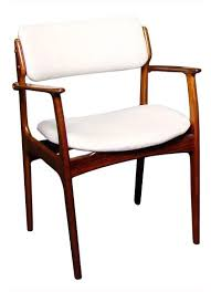 mid century dining chairs new erik buck o d mobler danish mid century modern rosewood dining chairs