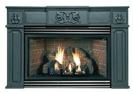 ventless gas fireplace fireplace logs gas modern insert direct vent efficiency inserts ventless gas fireplace canada