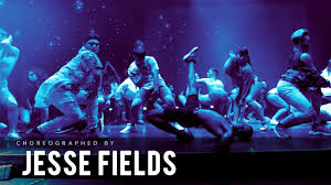 Jesse Fields | Choreographer's Carnival (Live Dance Performance) - YouTube