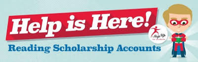 Image result for READING SCHOLARSHIP ACCOUNTS IMAGE