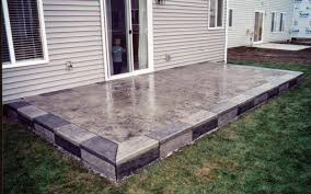 Patio Stone Ideas Tips And Tricks For Paver Patios Diy Deck Also ...