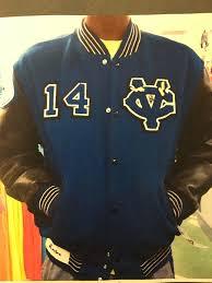 Cvca Letter Jacket
