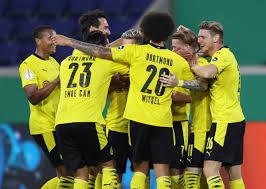 Боруссия» Дортмунд - «Боруссия»Мёнхенгладбах: Прогноз (к.1.68) и ставка на  матч чемпионата Германии — 19 сентября 2020
