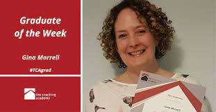"""The Coaching Academy on Twitter: """"🎓 We would like to extend a warm  congratulations to our graduate of the week, Gina Morrell, who successfully  completed our Personal Performance Diploma with a wonderful"""
