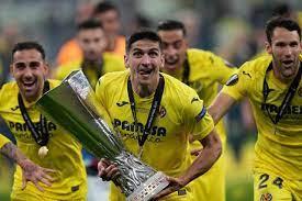'노린 잠수함' 비야레알 (스페인)이 승부차기 끝에 맨체스터 유나이티드 (맨유·잉글랜드)를 꺾고 창단 후 처음으로 유럽축구연맹 (uefa) 유로파리그 정상에 올랐다. 6pbs4zctuo Xcm