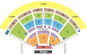 Pnc Music Pavilion Tickets In Charlotte North Carolina Pnc