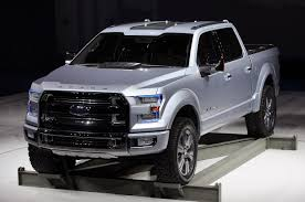 2015 ford f 150 atlas. Exellent Ford Ford Bringing Production F150 To Detroit With Atlas Styling And Alcoa  Blast Shields Intended 2015 F 150