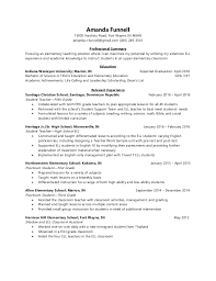 Christian Social Worker Sample Resume Beauteous ResumeAmanda Funnell
