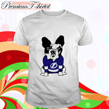 Tampa Bay French Bulldog shirt, hoodie ...