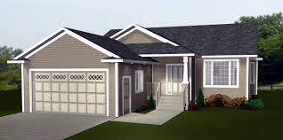 awesome 4 bedroom house with finished basement 5 bungalow plans and g