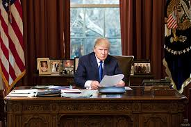 president in oval office. Week 39: President Donald J. Trump In The Oval Office Live Trading News