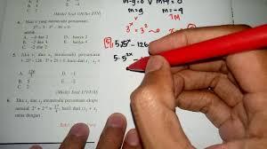 Ruas yang wajib ditandai *. Pembahasan Buku Matematika Peminatan Kelas X Bab 1 Lks 7 Youtube