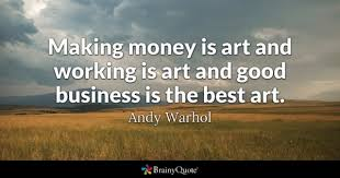 Good Morning Business Quotes