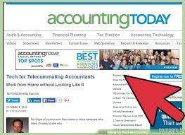 Telecommuter Jobs How To Find Accounting Telecommuting Jobs 11 Steps