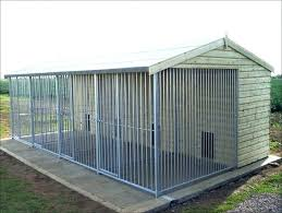 large outdoor dog pen kennel ideas size of indoor pens new enclosures