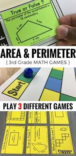 The Best Area And Perimeter Worksheets Ideas On Pinterest 3rd ...