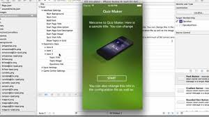 Online Quiz Templates Quiz Maker Template Demo Fully Functioning iPhone Quiz App 45