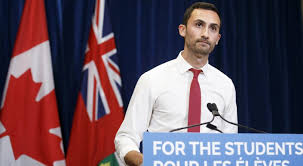 As we prepare for september, we are continuing in partnership with ontario principals to ensure schools open safely, with an emphasis on mental health & wellness. Doug Ford And Stephen Lecce S Sad State Of Affairs Macleans Ca