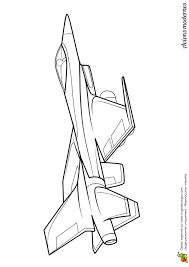 Coloriage Avion Imprimer Sur Hugolescargot Com