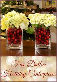 holiday table decorations ideas best 25 centerpieces