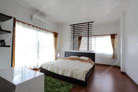 diseño de dormitorio blanco interior en casa moderna casas modernas interiores dormitorios foto de