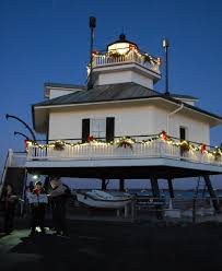 Hooper Strait Light Lighthouse Archives Chesapeake Bay Maritime Museum