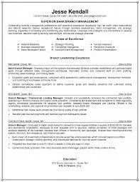 Bank Branch Manager Resume Banking Template All Best Cv Resume Ideas