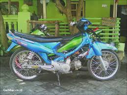 gambar modifikasi fit x 92 modifikasi motor trail supra