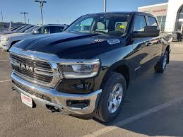 New 2019 RAM All-New 1500 Big Horn Crew Cab in Gillette #R19111 ...