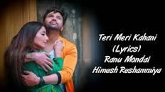 Image result for Teri Meri Kahani lyrics